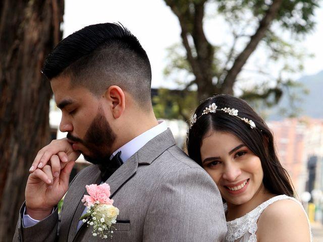 El matrimonio de Gregori y Natalia en Bogotá, Bogotá DC 9