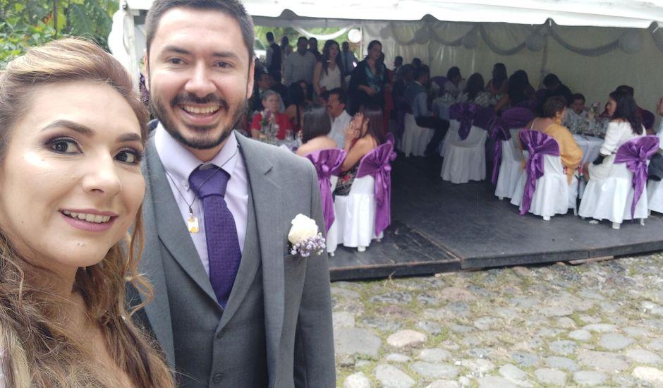 El matrimonio de Edwin y Carolina en Manizales, Caldas