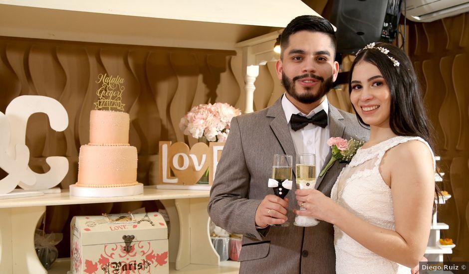 El matrimonio de Gregori y Natalia en Bogotá, Bogotá DC