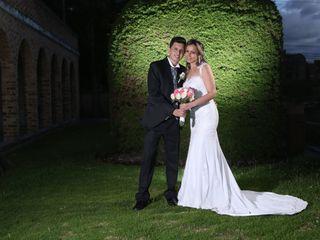 El matrimonio de Yuli y Jimmy