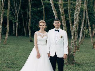 El matrimonio de Angie y Steven
