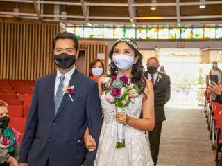 El matrimonio de Catalina y Mario 2