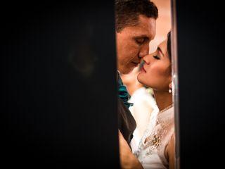 El matrimonio de Kelly y Alvaro