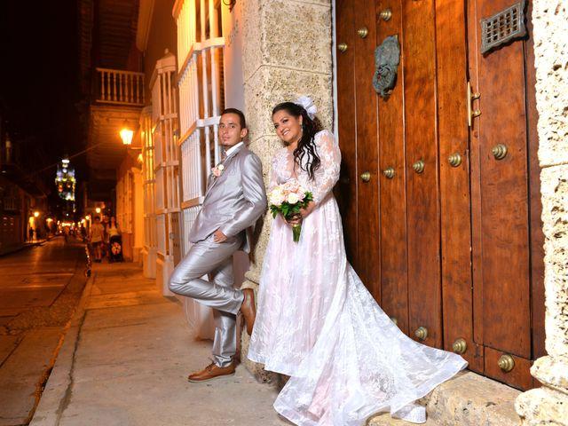 El matrimonio de Monika y Santiago