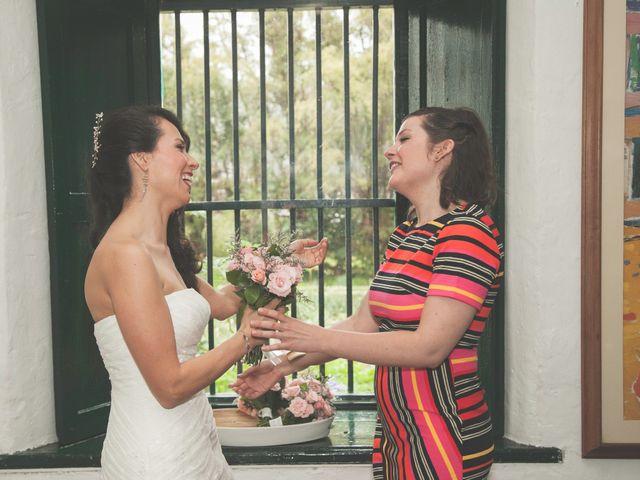 El matrimonio de Geoff y Viviana en Cajicá, Cundinamarca 37
