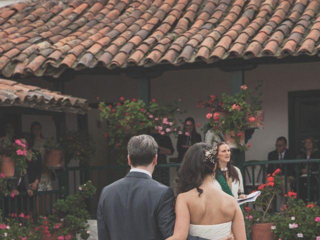 El matrimonio de Geoff y Viviana en Cajicá, Cundinamarca 43