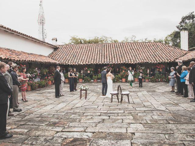 El matrimonio de Geoff y Viviana en Cajicá, Cundinamarca 46