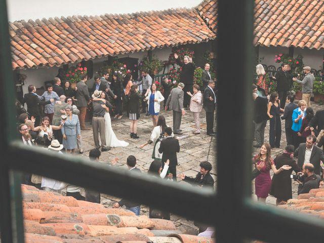 El matrimonio de Geoff y Viviana en Cajicá, Cundinamarca 56