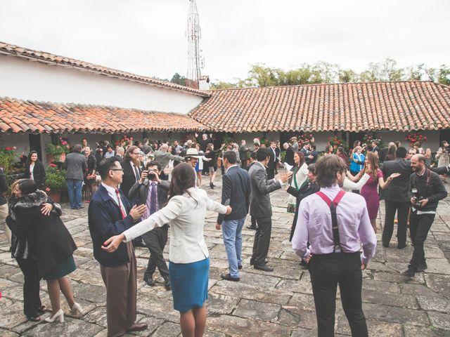 El matrimonio de Geoff y Viviana en Cajicá, Cundinamarca 57