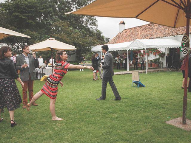 El matrimonio de Geoff y Viviana en Cajicá, Cundinamarca 66