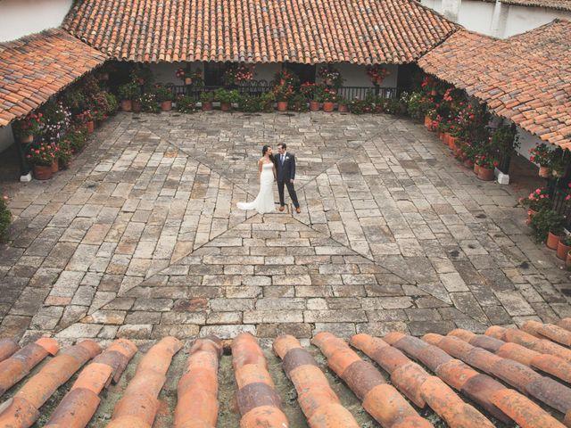 El matrimonio de Geoff y Viviana en Cajicá, Cundinamarca 69