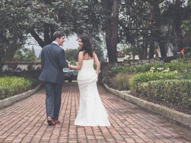El matrimonio de Geoff y Viviana en Cajicá, Cundinamarca 74