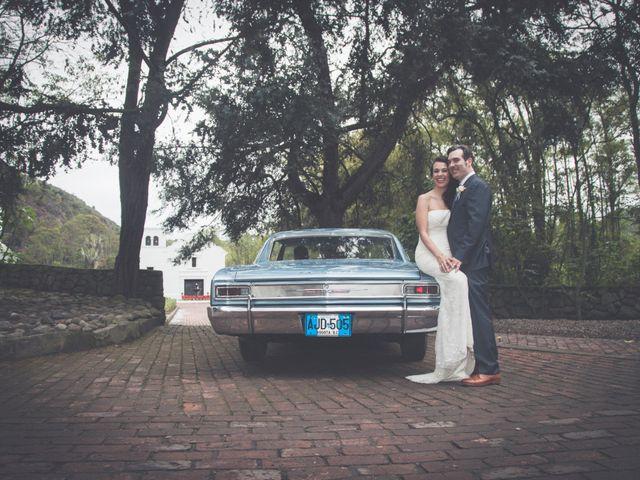 El matrimonio de Geoff y Viviana en Cajicá, Cundinamarca 75