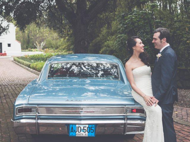 El matrimonio de Geoff y Viviana en Cajicá, Cundinamarca 76