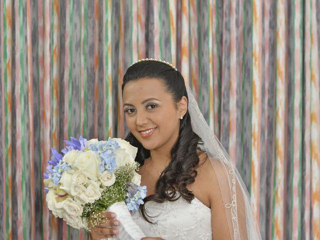 El matrimonio de Andres y Natalya en Cartagena, Bolívar 4