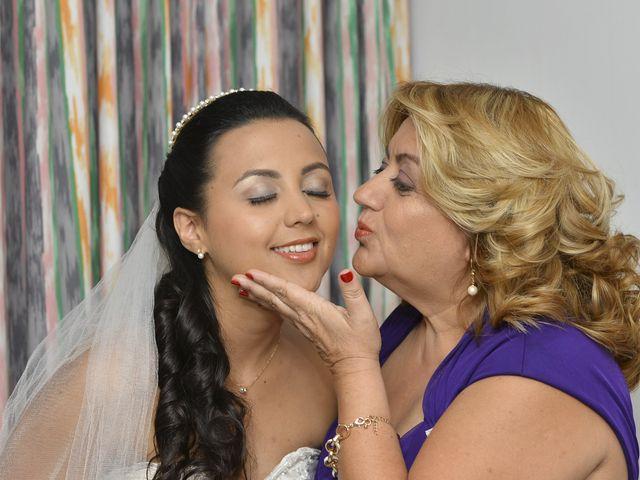 El matrimonio de Andres y Natalya en Cartagena, Bolívar 5