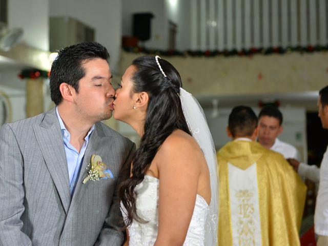 El matrimonio de Andres y Natalya en Cartagena, Bolívar 12