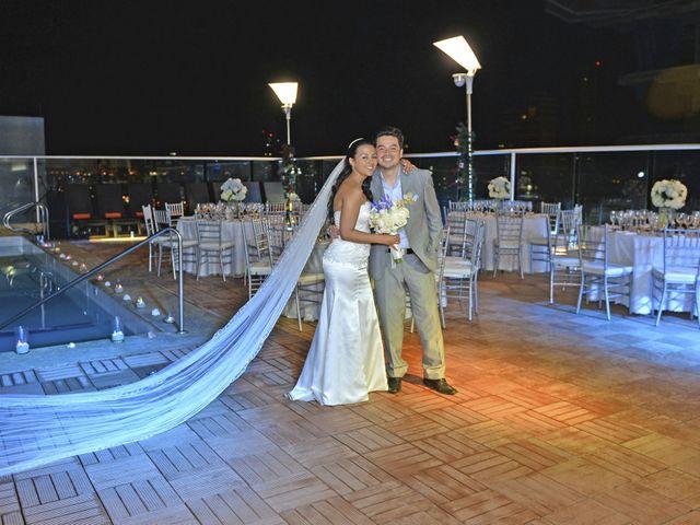 El matrimonio de Andres y Natalya en Cartagena, Bolívar 22