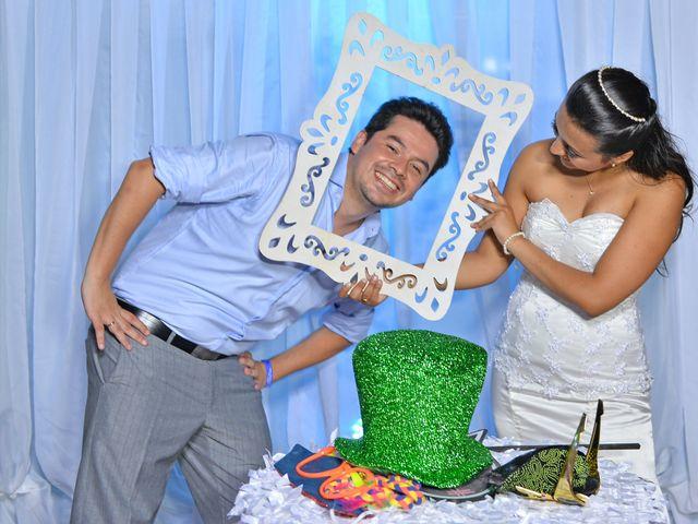 El matrimonio de Andres y Natalya en Cartagena, Bolívar 24