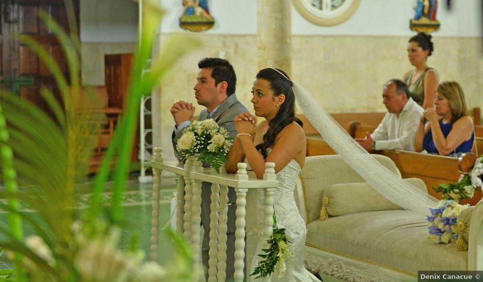 El matrimonio de Andres y Natalya en Cartagena, Bolívar