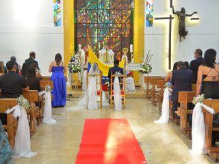 El matrimonio de Eliana  y John Edwar  2
