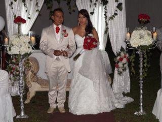 El matrimonio de Leidy Johana y Luis Fernando