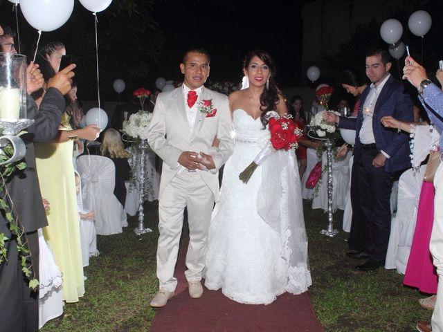 El matrimonio de Luis Fernando  y Leidy Johana en Cali, Valle del Cauca 44
