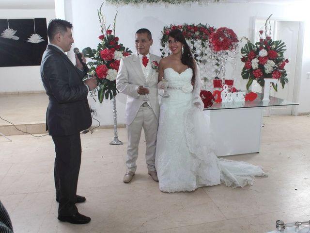 El matrimonio de Luis Fernando  y Leidy Johana en Cali, Valle del Cauca 60