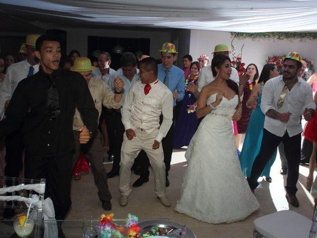 El matrimonio de Luis Fernando  y Leidy Johana en Cali, Valle del Cauca 80