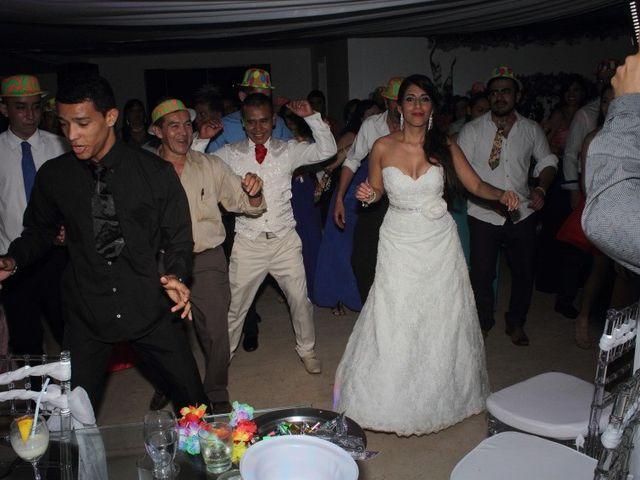 El matrimonio de Luis Fernando  y Leidy Johana en Cali, Valle del Cauca 81