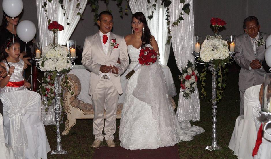 El matrimonio de Luis Fernando  y Leidy Johana en Cali, Valle del Cauca