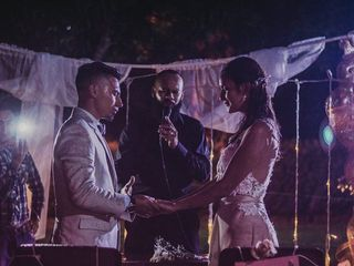 El matrimonio de Viviana y Andrés 3
