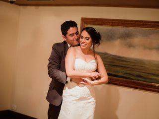 El matrimonio de Eliana y Dairo