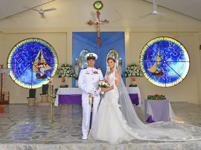El matrimonio de Paola y Sebastián
