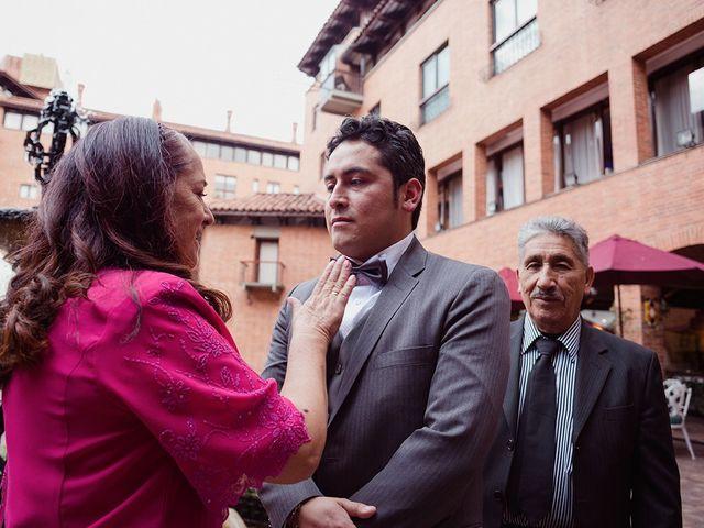 El matrimonio de Dairo y Eliana en Bogotá, Bogotá DC 7
