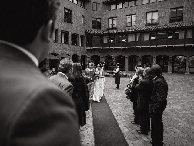 El matrimonio de Dairo y Eliana en Bogotá, Bogotá DC 11
