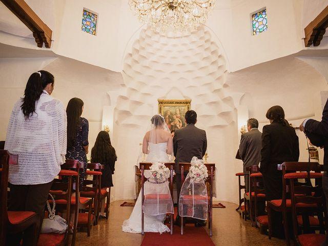 El matrimonio de Dairo y Eliana en Bogotá, Bogotá DC 12