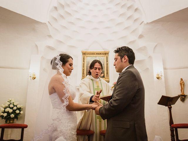El matrimonio de Dairo y Eliana en Bogotá, Bogotá DC 14