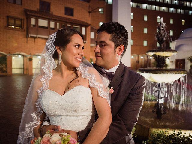 El matrimonio de Dairo y Eliana en Bogotá, Bogotá DC 19
