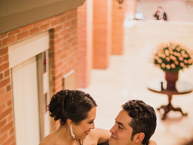 El matrimonio de Dairo y Eliana en Bogotá, Bogotá DC 21