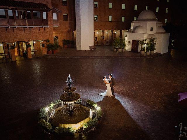 El matrimonio de Dairo y Eliana en Bogotá, Bogotá DC 23