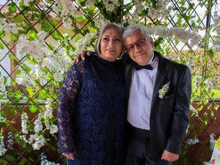 El matrimonio de Ana Pala   y John Alejandro   1