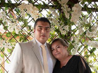 El matrimonio de Ana Pala   y John Alejandro   3