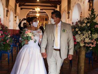 El matrimonio de Ana Pala   y John Alejandro