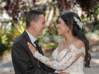 El matrimonio de Jeny y Daniel