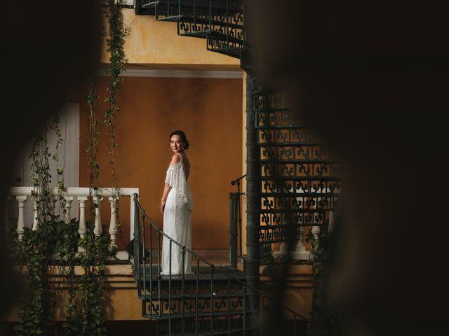 El matrimonio de Andrew y Gloria en Cartagena, Bolívar 18