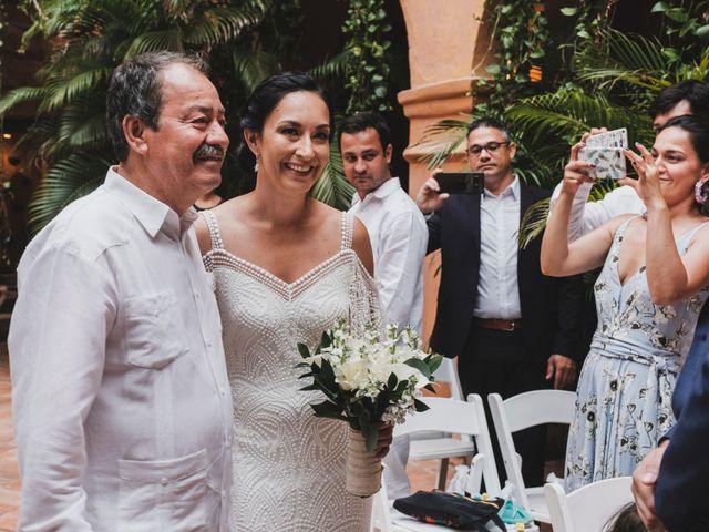 El matrimonio de Andrew y Gloria en Cartagena, Bolívar 20