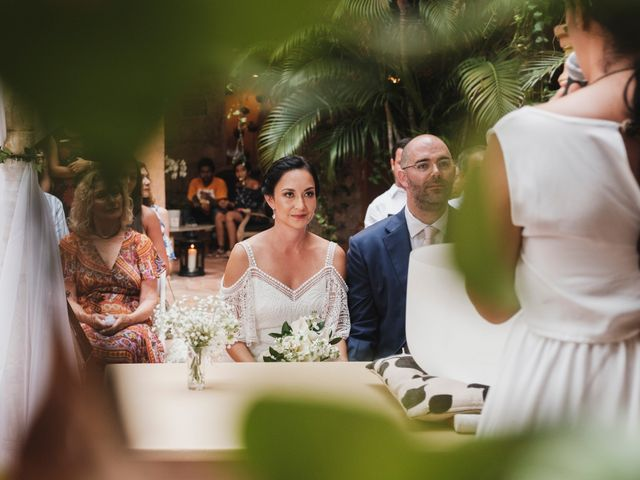 El matrimonio de Gloria y Andrew
