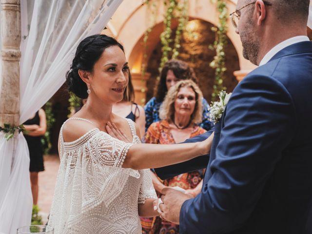 El matrimonio de Andrew y Gloria en Cartagena, Bolívar 23