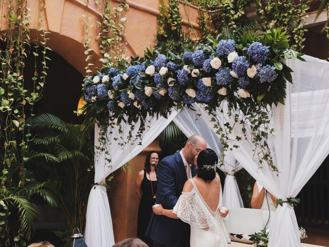 El matrimonio de Andrew y Gloria en Cartagena, Bolívar 24